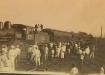 En 1863 se inaugura el primer tramo del ferrocarril Tunas de Zaza-Sancti Spíritus.