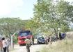 Dos heridos por explosión en unidad de pirotecnia en Zaza del Medio. Fuerzas y medios del Comando Provincial contra Incendios participaron en la extinción definitiva de las llamas.