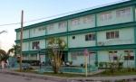 Aires de recuperación. Varias instituciones de Salud del municipio de Yaguajay que sufrieron afectaciones se han restablecido. (Foto: Luis Francisco Jacomino/ Escambray)