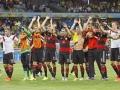 Mundial de Fútbol Brasil 2014. Alemania y Argentina se enfrentarán en el partido final de la Copa Mundial de Fútbol este domingo a las 3 p.m hora de Cuba.