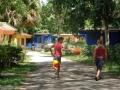 Campismo Bamburanao. Durante los meses de verano, esta base la han disfrutado alrededor de 3 000 campistas con alojamiento y 500 visitantes por un día.