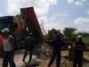 Agrupaciones del MICONS vienen ejecutando soluciones transitorias en la Carretera Circuito Sur-El Jíbaro. (foto: Garal)