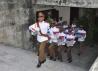 Ceremonia de inhumación de combatientes del Frente Norte. El Comandante de la Revolución Ramiro Valdés Menéndez presidió la ceremonia de inhumación de los restos de una veintena de combatientes del Frente Norte de Las Villas en el mausoleo del Complejo Histórico Camilo Cienfuegos, en Yaguajay.