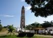 Cinco siglos de supervivencia. La torre-mirador de Manaca Iznaga, de 43,5 metros de altura, fue sometida recientemente a complejo proceso de limpieza y conservación.