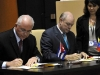 Colaboración entre dos pueblos hermanos. Cuba y Venezuela acordaron en La Habana el desarrollo de 51 proyectos conjuntos en educación, salud, cultura, deportes, alimentación, construcción, transporte, comunicaciones e información y energía.