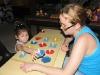 Probada eficacia de la equinoterapia en niños con diferentes discapacidades. Varios ejercicios pretenden lograr mejoras en la coordinación y en la concentración de los niños.
