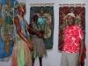 En el 2009, durante su visita al museo de La Ruta del Esclavo, en Matanzas. (foto: Tomada de Internet)