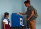 jovenes espirituanos ejercen su derecho al voto foto oscar alfonso