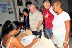 Democracia en las urnas. Desde las 7:00 a.m. de este 26 de noviembre están abiertos todos los colegios electorales habilitados en la provincia de Sancti Spíritus. (Foto: Vicente Brito/ Escambray)