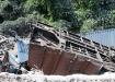El accidente ferroviario en las proximidades de Zaza del Medio se califica como de gran envergadura por los daños ocasionados a las piezas de transportación afectadas. Foto Vicente Brito.