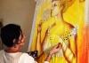 Yudit: Entre hilos, alas y pinceles. Yudit Vidal Faife constituye una de las pintoras más exitosas del territorio por la maestría de sus obras y la variedad temática desplegada durante su trayectoria. Entre hilos, alas y pinceles se erige como otro triunfo de la artista.