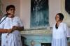 Yudit: Entre hilos, alas y pinceles. La doctora Alicia García Santana calificó la exposición de una iniciativa donde el ingenio, la sensibilidad y lo humano se mezcla con la tradición.