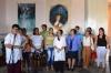 Yudit: Entre hilos, alas y pinceles. Las veinte artesanas fueron seleccionadas por la maestría de su trabajo. No todas están afiliadas a la Asociación Cubana de Artesanos Artistas (Acaa), otro acierto de la iniciativa al no regirse por aspectos metodológicos, sino por las aptitudes de las creadoras.