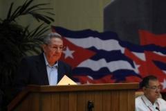 El VII Congreso del Partido. Raúl: En el caso de Cuba jamás pueden permitirse las llamadas terapias de choque, frecuentemente empleadas en detrimento de las capas más humildes de la población.