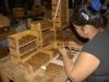 Esta entidad presenta, además del taller de torcido, un departamento de control técnico, donde se analiza la calidad del producto.