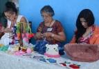 Mujeres que tejen historias. La mujer espirituana, protagonista del desarrollo económico y social del territorio. (Foto: Oscar Alfonso/ Escambray)