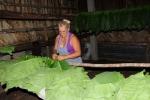 Mujeres que tejen historias. La mujer espirituana, protagonista del desarrollo económico y social del territorio. (Foto: Vicente Brito/ Escambray)