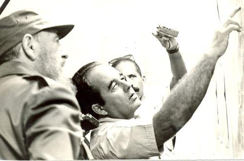 Fidel regresa al Plan Banao, un proyecto de experimentación que él se encargó de impulsar personalmente.
