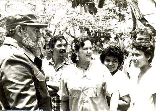 Más de una vez Fidel visitó los Lagos de Mayajigua, en el municipio de Yaguajay.