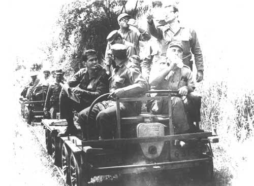 Fidel y Denis recorren la zona, donde hace todo tipo de preguntas y siempre obtuvo respuestas