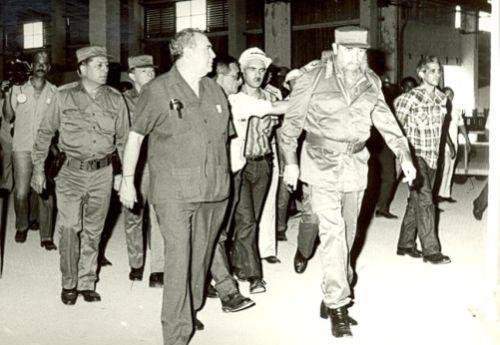 6 de mayo de 1989. Fábrica de Cemento Sigüaney