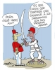caricatura Clásico Mundial de Béisbol