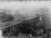 Vista aérea del puente sobre el río Táyaba.