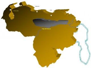 Los yacimientos ubicados al norte del río Orinoco constituyen la mayor reserva de crudo movible del planeta.