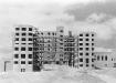 La Trinidad de antaño. El monumental sanatorio de Topes de Collantes, en plena etapa de construcción.