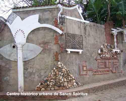 Sancti Spíritus. Ciudad de los murales