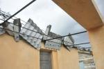 Lo que Irma nos dejó. La vivienda sufrió daños severos en toda la provincia. (Foto: Vicente Brito/ Escambray)