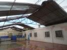 Lo que Irma nos dejó.Objetivos económicos de importancia en Jatibonico sufrieron daños como consecuencia del paso de Irma por este territorio. (Foto: Oscar Salabarría/ Escambray)