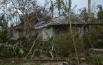 Lo que Irma nos dejó. En las zonas más intrincadas de la geografía espirituana se aprecian las manchas de Irma. (Foto: Oscar Alfonso/ Escambray)