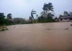 Lo que Irma nos dejó. Yaguajay quedó prácticamente bajo agua con el paso de Irma. (Foto: Oscar Alfonso/ Escambray)