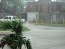 Lo que Irma nos dejó. En la ciudad de Sancti spíritus las lluvias fueron intensas durante sábado y domingo. (Foto: Luis Herrera/ Escambray)