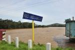 Lo que Irma nos dejó. El río Higuanojo recobró su cauce con las lluvias de Irma. (Foto: Vicente Brito/ Escambray)
