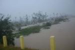 Lo que Irma nos dejó. Yaguajay bajo los estragos del huracán Irma. (Foto: Oscar Alfonso/ Escambray)