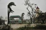 Lo que Irma nos dejó. Momentos del paso del huracán por el municipio de Yaguajay. (Foto: Vicente Brito/ Escambray)