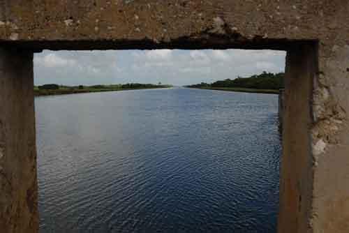 La reparación de compuertas en el Canal Magistral podría disminuir las pérdidas actuales en un cuatro por ciento. (Foto: Montos)