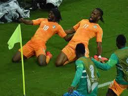 Mundial de fútbol Brasil 2014. Costa de Marfil sepultó los primeros tres puntos de Japón con dos goles en 2minutos.