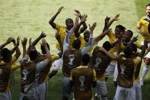 mundial de futbol colombia 2014: