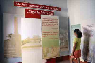 Su colección atesora valiosos objetos de la familia Sánchez Valdivia y de otros patriotas pertenecientes a las tres guerras por nuestra independencia. Además posee un centro de documentación con valiosos textos que tratan temas de la Historia de Cuba.