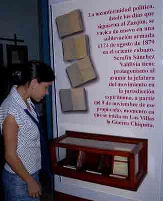 La Casa Natal del Mayor General Serafín Sánchez Valdivia figura entre las construcciones de relevancia histórica que atesora la villa de Sancti Spíritus.