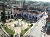 El Centro Histórico Urbano de Sancti Spíritus es el área de la ciudad situada en la margen izquierda del río Yayabo  donde se encuentran los más altos valores históricos, arquitectónicos y ambientales.