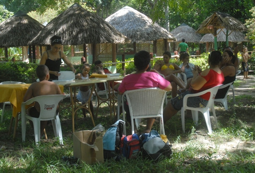 Rancho Querete. La unidad territorial de Flora y Fauna, de Yaguajay, ofrece estancias inolvidables en las distintas instalaciones que posee para desarrollar el turismo ecológico.