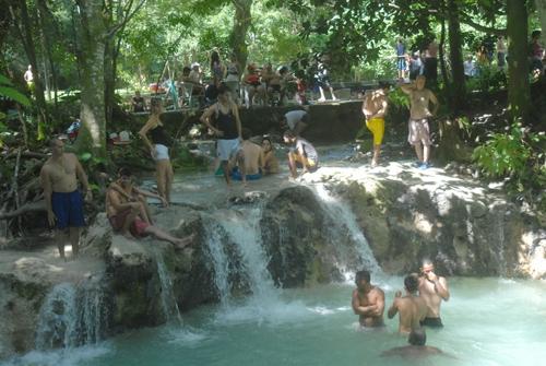Rancho Querete. Rancho Querete atrae por su naturaleza y las permanentes frescas aguas del río Malaffo.
