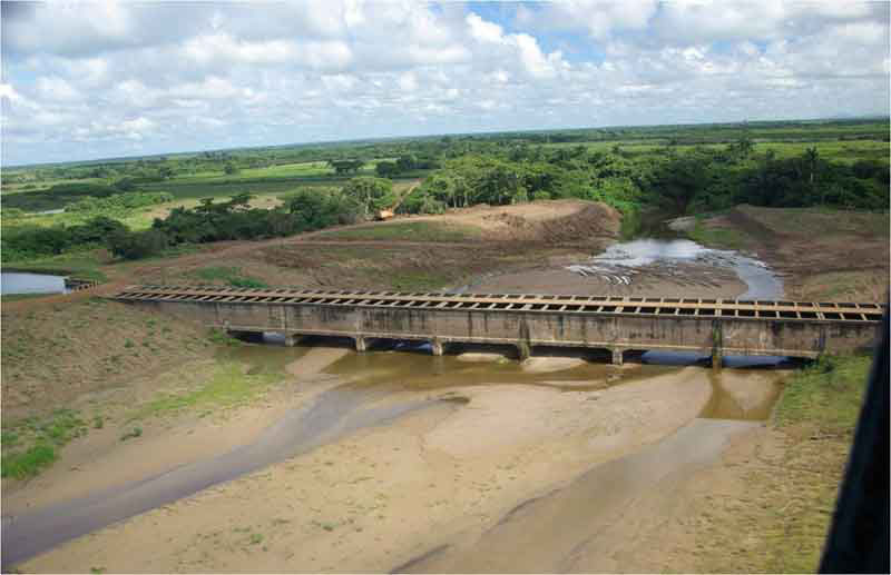 PUENTE CANAL Arroyo Naranjo