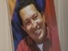 Sancti Spíritus honra a Chávez (Una imagen de Chávez acompaña el tributo que el pueblo espirituano rinde este día al gran amigo de Cuba)