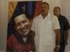 Sancti Spíritus honra a Chávez (Los trabajadores de la salud también están presentes en el tributo al Comandante Presidente)