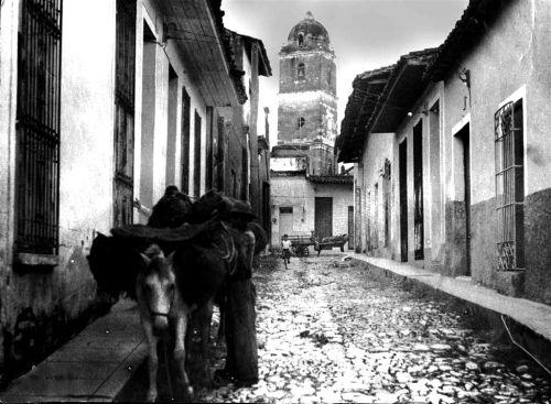 El Sancti Spíritus de inicio del siglo pasado.